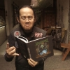 Dinan, the artist of the books´ cover & illustrations (Indonesia)