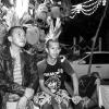 Punk/metalgig in Chiang Mai, Northern Thailand