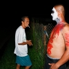 Borneo black metal socialising
